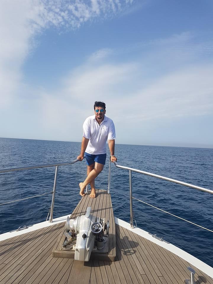 Gianluca Falco - Istruttore Sub - Oceania Team - Oceania Team Escursioni e Immersioni a Ponza, Zannone, Palmarola, Ventotene