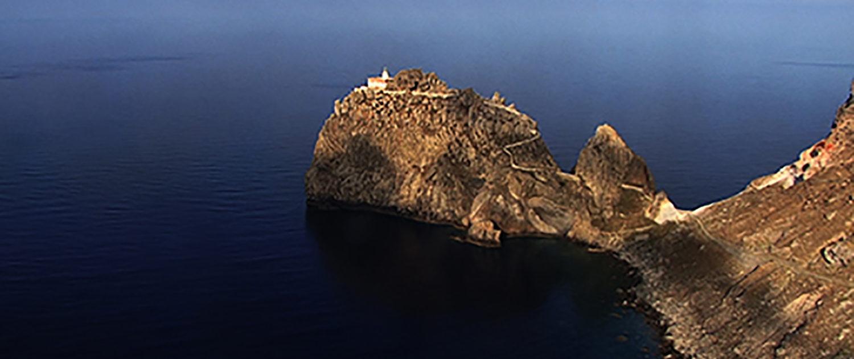 Ponza Faro della Guardia Est - Oceania Team Escursioni e Immersioni a Ponza, Zannone, Palmarola, Ventotene
