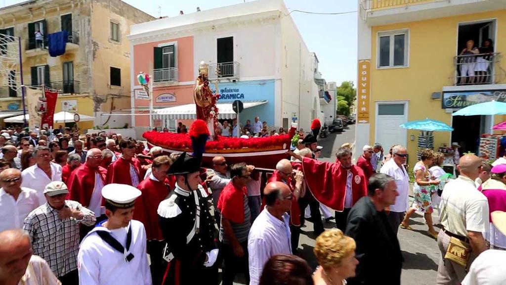 Ponza Festa di San Silverio Immersioni a Ponza con Oceania Team