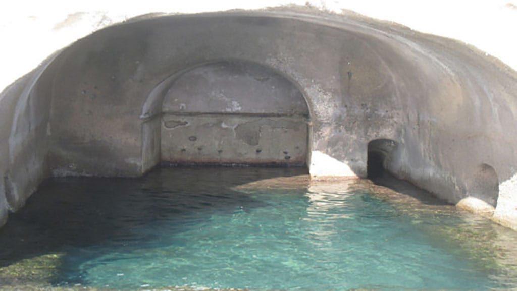 Ventorene Peschiera romana immersioni a Ventotene con Oceania